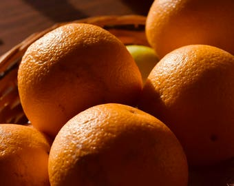 Professional Photo of Oranges