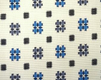 Igeta Vintage Japanese cotton kimono fabric