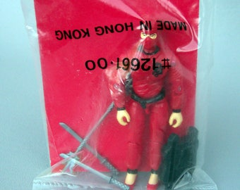 Vintage GI Joe 1987 Jinx Mint in Sealed Hasbro Bag Rare Mail-Away Figure C10