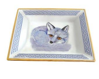 """tidy """"little blue Fox"""""""