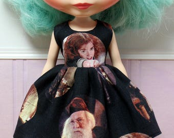 BLYTHE doll Its my party dress - Harry Potter (Hermione)