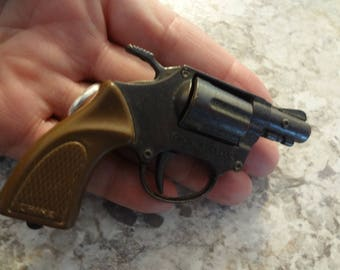 Toy Gun Smith 38 Special Collector Cap Bullet Pellet Gun Weapon Round 1990's China Needs a Trigger Spring Mens Hunting Fishing Clay Shooting