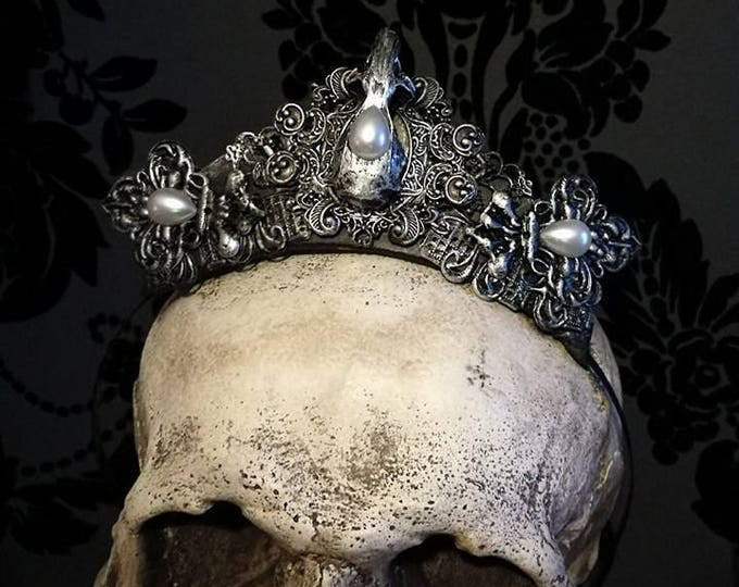 Plague Rat Mini Crown - Ready Made