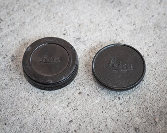 Leica M Body and Back Caps