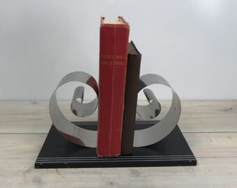 Vintage Art Deco Book end Book Holder