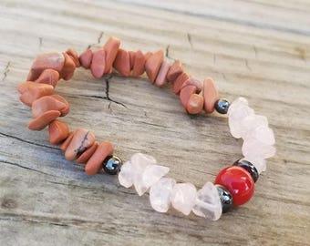 Healing Heart Bracelet