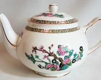 Pretty 1950's Vintage Duchess Indian Tree Teapot