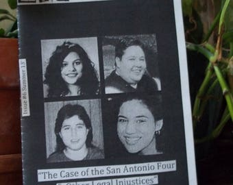 "Muchacha ""The Case of the San Antonio Four & Other Legal Injustices"""