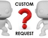 Custom Order Funko Pop: Reserved for Sarah Homer