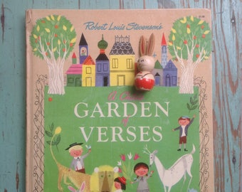Child's Garden of Verses with Provensen Illustrations, 1968