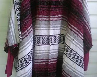 Tribe of Rueben Tunic Poncho Caftan