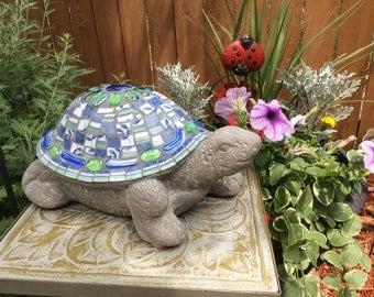 Mosaic Turtle (#141)
