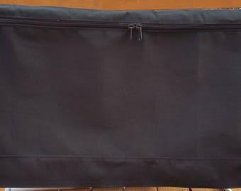 Basic Custom Tack Trunk Cover