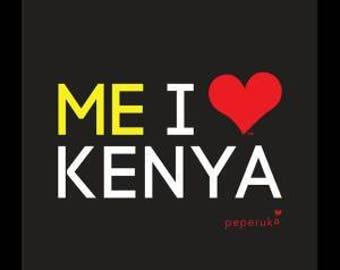Magnet - Me I Love Kenya