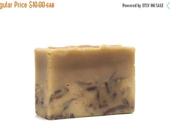ON SALE Nougat - Handmade Scented Natural Shea Butter Soap - 195g