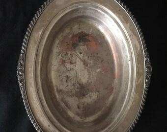 Friedman Silver Co Silverplate Bowl