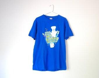 Pillsbury Doughboy T-shirt **40th anniversary**