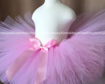 Sale light pink tutu skirt