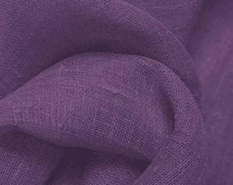 100% Linen Curtains, Pure Killarney Linen Drapes, Bedroom, Living Room,  Kitchen
