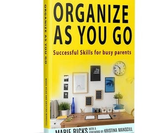 Organized As You Go (Ebook)