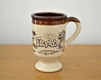 Pedestal Florida Mug