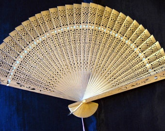 wood fans hand fan, hand held fans wooden, wedding vintage folding fan