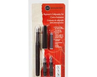 Manuscript Calligraphy Pen Set for Beginners (darmsc1235)