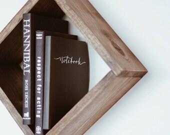 Box Shelf / Book Shelf / Square Shelf
