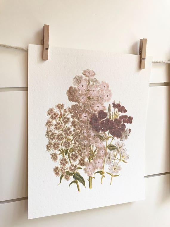 Floral Print #458