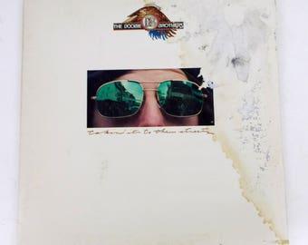 The Doobie Brothers Takin it to the Streets Vinyl LP Record Album BS 2899