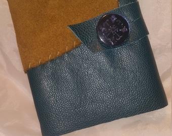 Leather journal handmade