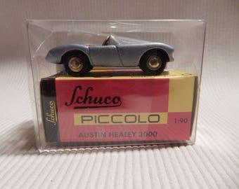Schuco Piccolo, Austin Healey 3000 1:90