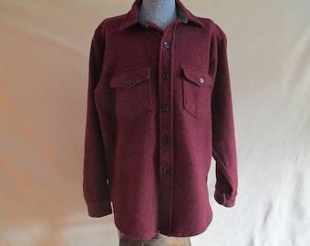 vintage LLBEAN jack shirt