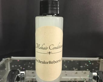 Amazing Super Mohair Conditioner for Reborn Baby Dolls
