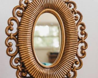 Little Vintage Hanging Mirror