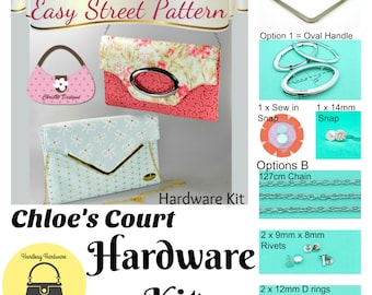 Chloe's Court - ChrisW Designs - Hardware Kit