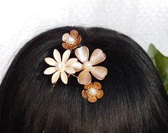 Elanord Set of two Bridal Hairpins