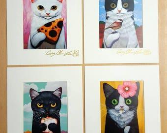 4 Mini Prints Combo Pack E