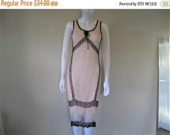 ON SALE crochet dress