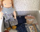 Suitcase doll for Kelly