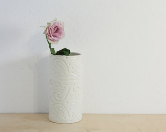 Ceramic vase | Ceramics | Decoration | Home Decoration | Raku | Simple Vase | Decor | Pattern | Handmade | Unique | Artistic vase