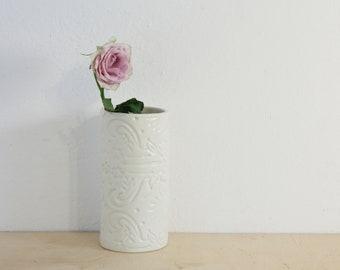 Ceramic vase | Ceramics | Decoration | Home Decoration | Raku | Simple Vase | Decor | Pattern | Handmade | Unique | Artistic vase