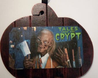 Tales From the Crypt Ornament