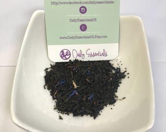 Earl Grey Tea (Loose Leaf tea)