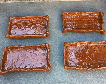 Soap Dishes -Burnt Sugar