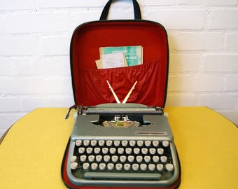 Vintage Empire Corona typewriter
