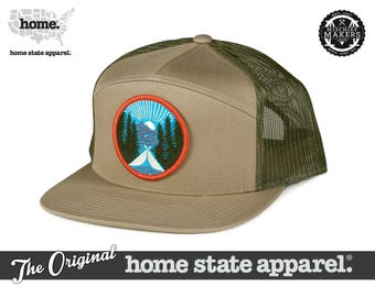 Home State Apparel: Mountain Camping Hat