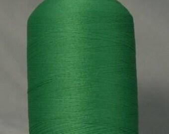 Woolly Nylon - Christmas Green