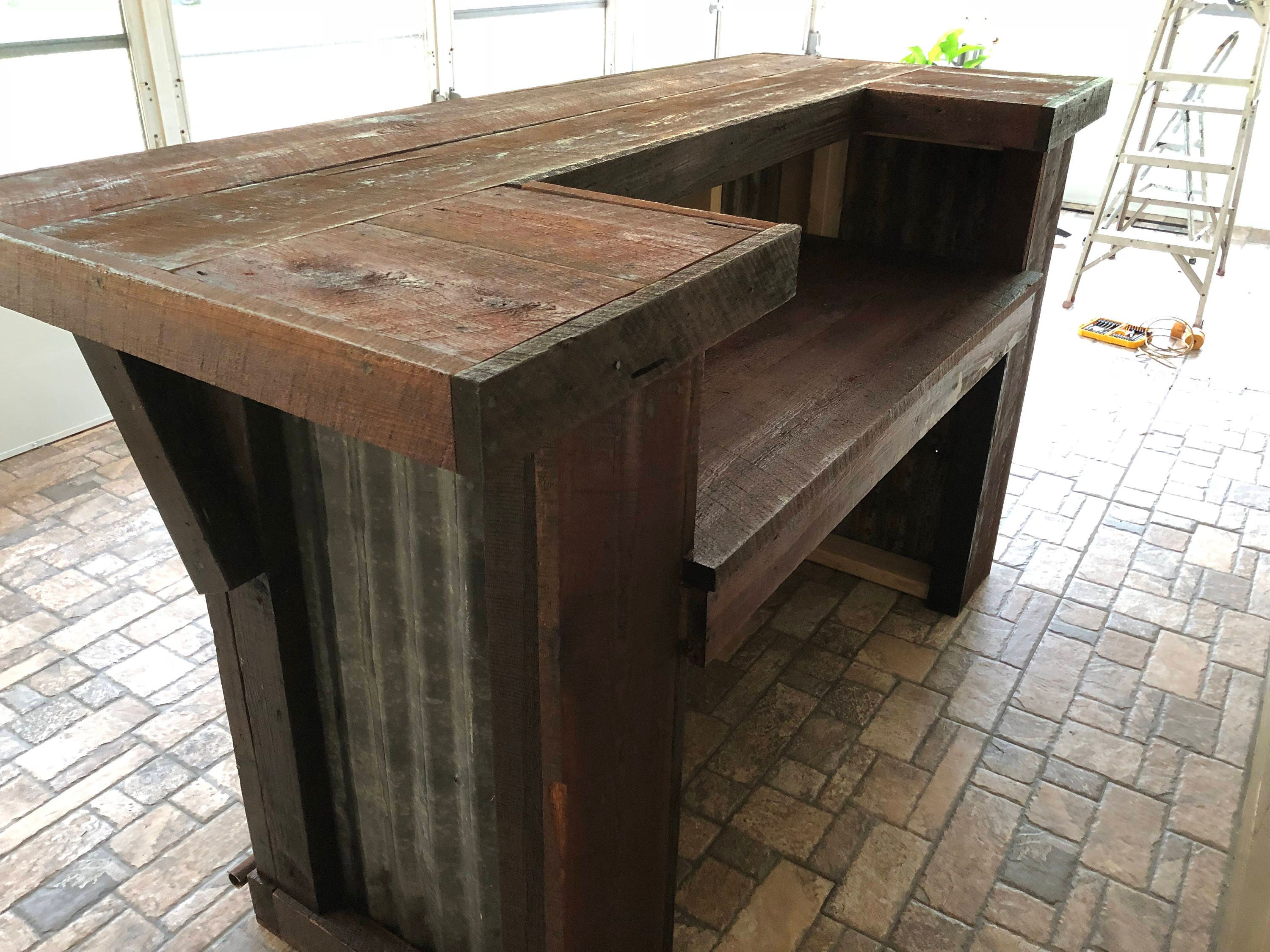 The Rough And Rustic 6 Repurposed Barn Wood And