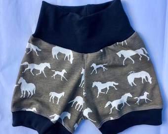 Organic children shorts